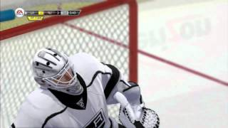 NHL 13 Demo Gameplay Ps3