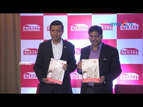 Everest Industries Ltd launched Technical Manual on Pre Engineered Steel Buildings