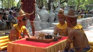 NOC of CAM កីឡាអុកចត្រង្គ (Khmer Traditional Chess Competition)