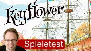 Keyflower (Spiel) / Anleitung & Rezension / SpieLama