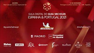 Gala do Guia MICHELIN Espanha &...