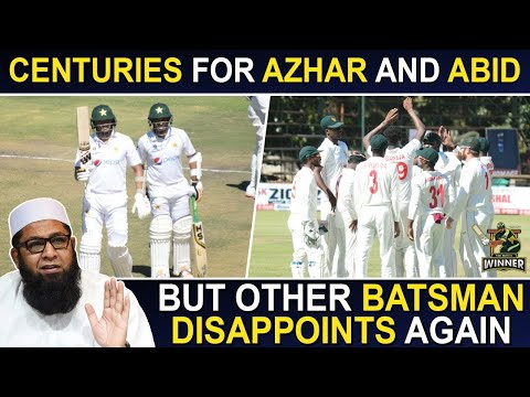 Congrats Tabish Khan | Centuries For Azhar and Abid | But Other Batsman Disappoints again