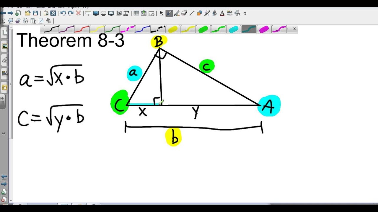 Worksheet 8 1 Geometric Mean Answers