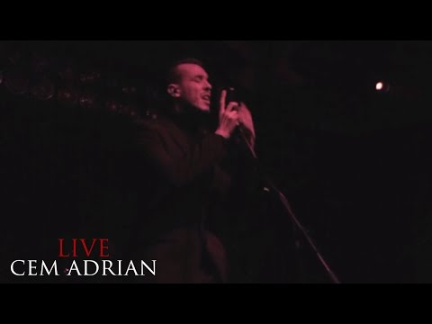 Cem Adrian - Kelebek (Rock Performans - Live)