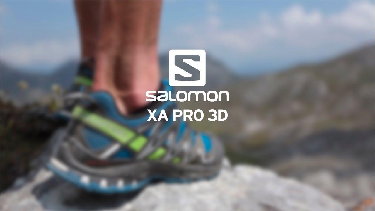 Salomon XA Pro 3D stormy weatherblackhawaiian surf günstig