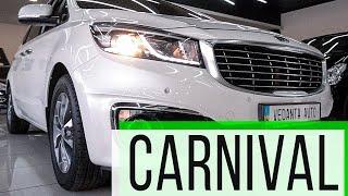 Kia Carnival 2.2 Дизель (3 поколение). Автомобили из Кореи в наличии и под заказ! Vedanta Auto!