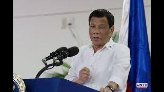 Pangulong Duterte, pangungunahan ang panunumpa ng mga miyembro ng Bangsamoro Transition Authority
