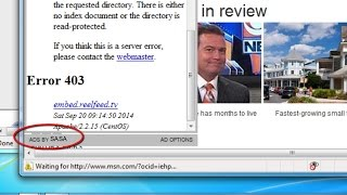 How to remove Ads by SASA (SASA pop-up ads removal guide)