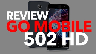 Review GO Mobile 502 HD - ¿Vale la pena?