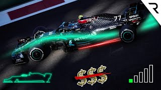 The new F1 2021 rules that are worrying Mercedes most