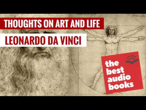 Thoughts on Art and Life Audiobook by Leonardo Da Vinci - Art, Science & Architecture, Philosophy