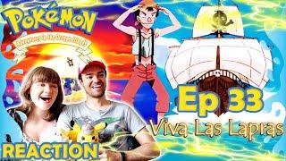 One Piece - Pokémon: Adventures in the Orange Islands Episode 33 Reaction