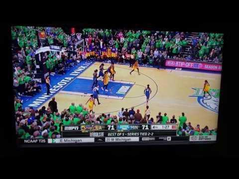 Shot clock goes berserk in WNBA CHAMPIONSHIP game