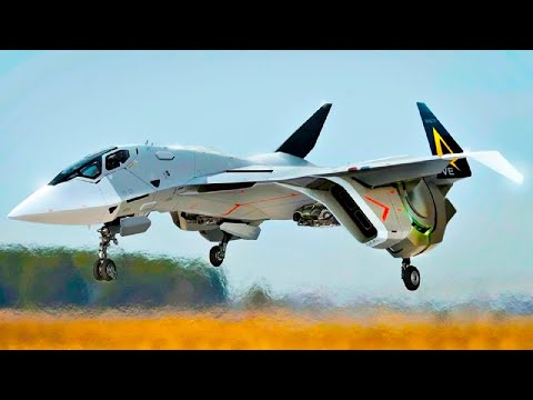 The Us Builds 6th Generation Jet Fighter