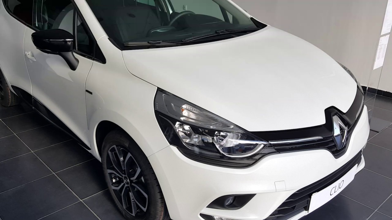 Renault Clio 4 Limited 2 Made In Algeria 20018 2019