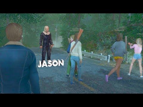 Friday The 13th Tập 7: Game giả lập đi săn Jason :))