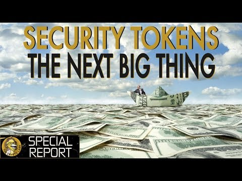 Massive Money Flow for Crypto Industry - Security Tokens STO