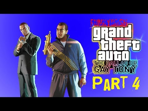 #4 Grand Theft Auto IV: The Ballad of Gay Tony. thumbnail