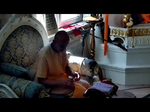 Шримад Бхагаватам 4.25.41 - Апараджита прабху