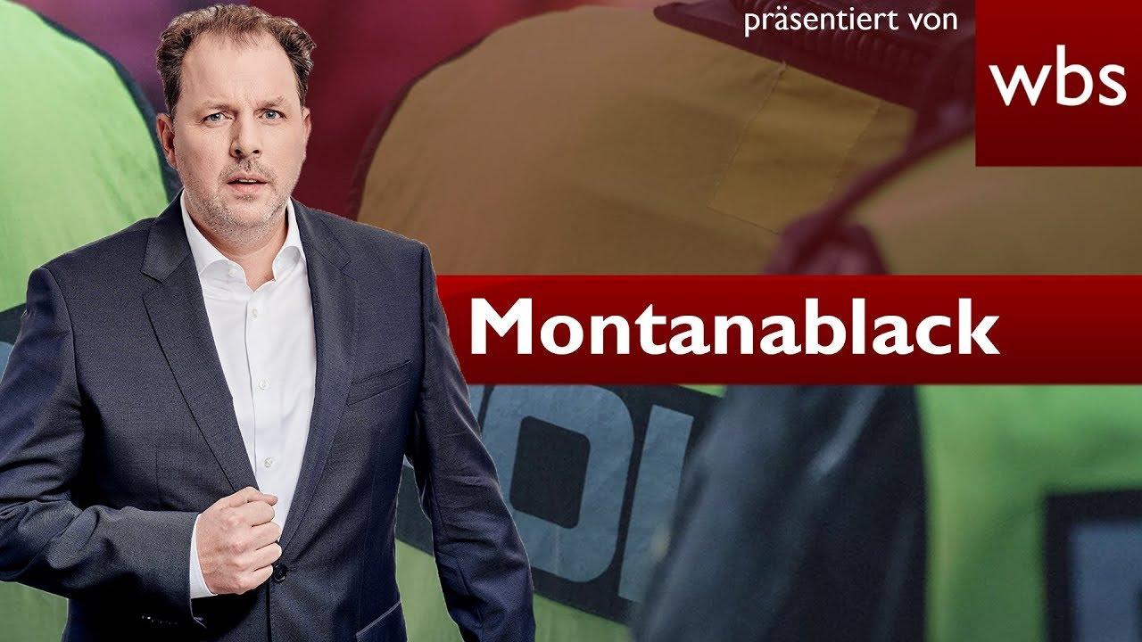 Montanablack Hausdurchsuchung
