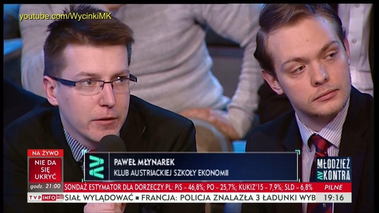 Młodzież kontra 634: Paweł Młynarek (KASE) vs Agnieszka Ścigaj (Kukiz'15) 24.03.2018