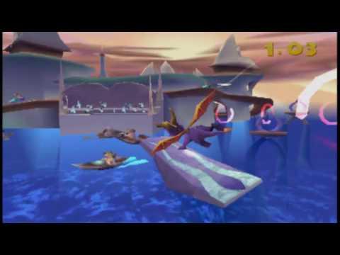 Spyro 2: Ripto's Rage [Part 14: Ocean Speedway]