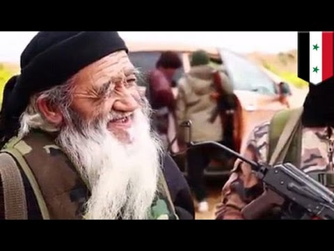 ISIS Grandpa: Interview video of 80-year-old Islamic State soldier - TomoNews