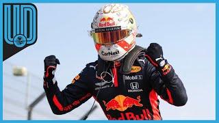 El holandés rompió el dominio de la escudería Mercedes en la actual temporada