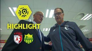 LOSC - FC Nantes (3-0) - Highlights - (LOSC - FCN) / 2017-18