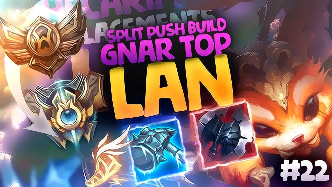 Gnar Build Top