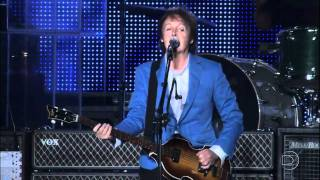 PAUL MCCARTNEY - Venus And Mars/Rock Show/Jet (Sao Paulo, Brazil) 2010