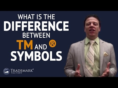 What Is The Difference Between a TM and an R in a Circle Symbols | Trademark Factory® FAQ