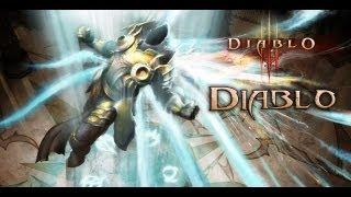 Diablo 3 - Gameplay Walkthrough Boss Fight: Diablo, The Prime Evil (Act IV Part 5) [HD]