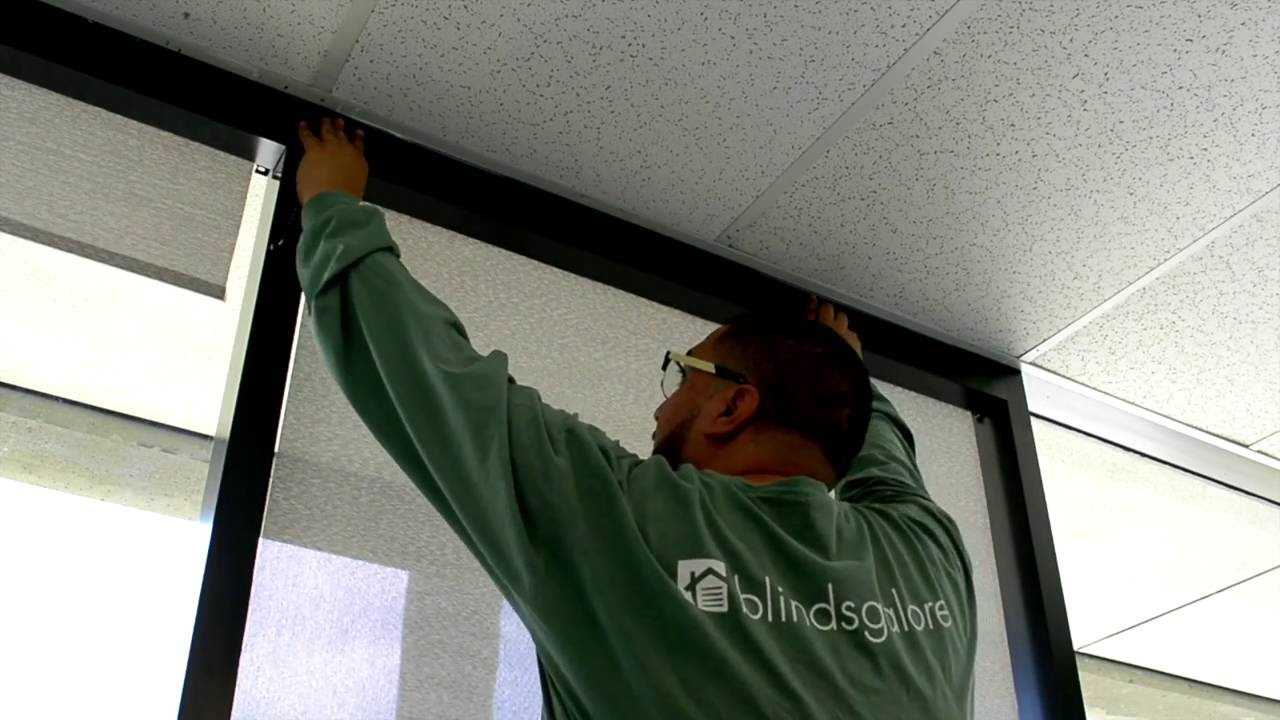 hight resolution of how to install motorized remote control window shades