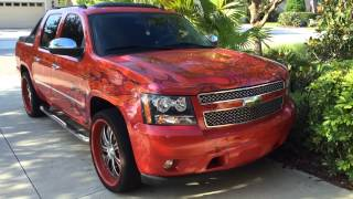2009 Chevy Avalanche Hot Rod