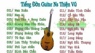 Tiếng Đờn Của Cố Nhạc Sĩ Ưu Tú Thiện Vũ  - 3 Nam - 4 Oán -  6 Bắc - 7 Bài