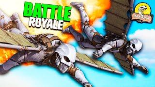 ARK - BATTLE ROYALE EN ARKADIA!!!  #52 - ARKADIA - Nexxuz