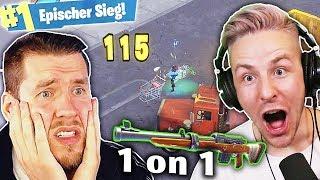 1 GEGEN 1 SNIPERDUELL gegen STANDARTSKILL!