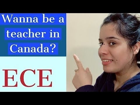 Early childhood education program in Canada||Guaranteed job