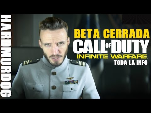 BETA INFINITE WARFARE - Hardmurdog - Cod - Ps4 - Español - Info