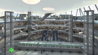 Riyadh Olaya Metro Station Thumbnail