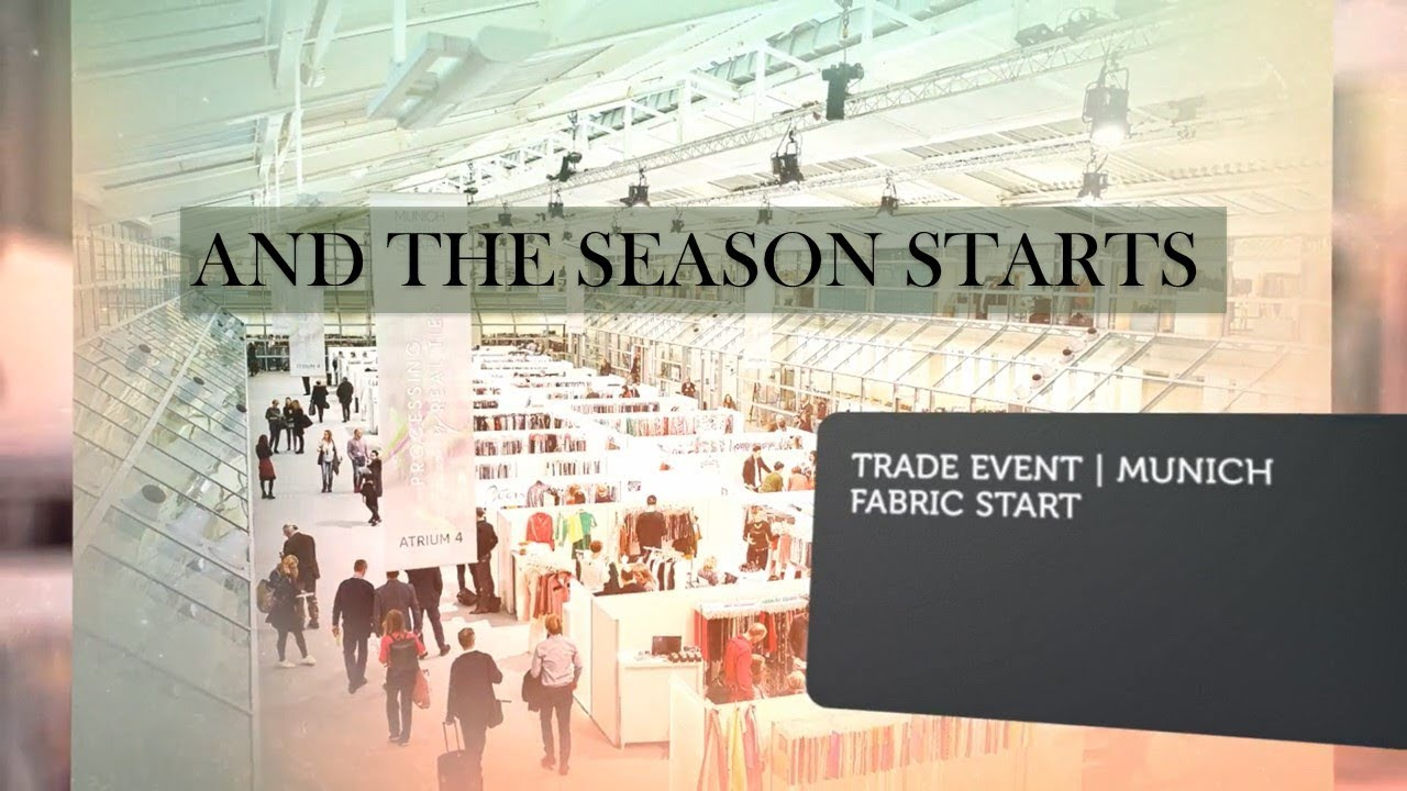 Munich Fabric Start | Autumn - Winter 19/20 | TRADE EVENT Report by Fibre2Fashion