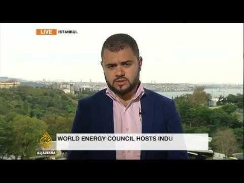 Eye on energy congress in Turkey's Istanbul