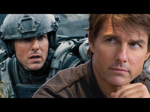 Tom Cruise Talks Mission Impossible 6 & Edge of Tomorrow 2