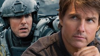 Tom Cruise Talks Mission Impossible 6 & Edge of Tomorrow 2