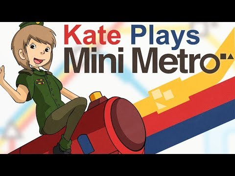 Mini Metro  [Episode 15] Shanghai