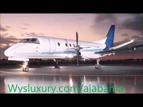 Private Jet Air Charter Flight Service To or From Birmingham, Montgomery, Mobile, Huntsville, AL