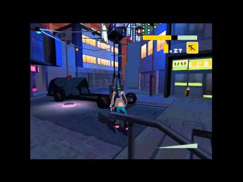 Jet Set Radio Future Chapter 2 - 99th Street Part 1