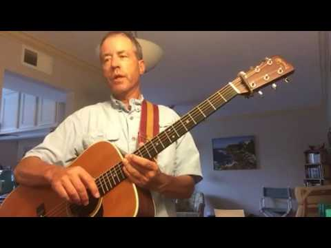Simple Guitar - Water Come a Me Eye - Robert Krout