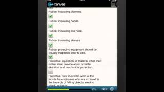 Canvas Construction Site Safety Checklist Protective Equipment Protection Hong Kong Mobile App